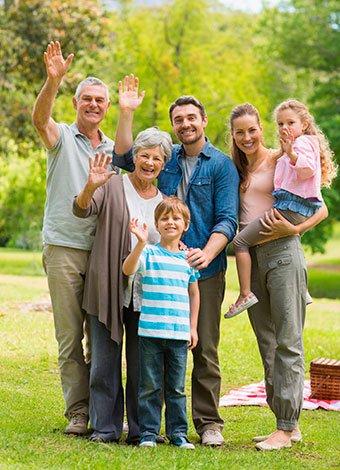 familia-abuelos
