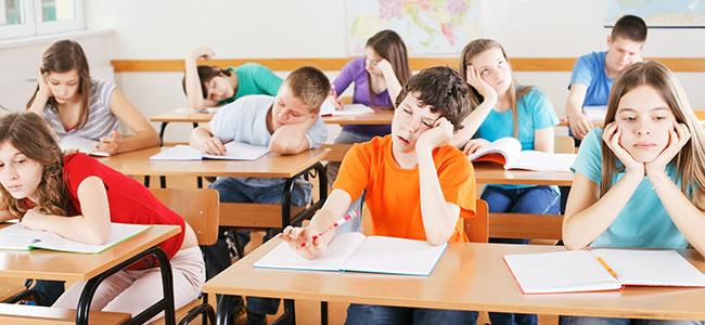 Innovative Classroom Programs ~ Cómo evitar el aburrimiento de los niños en clase