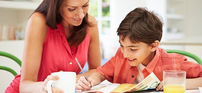 Errores y aciertos con los deberes escolares