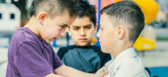 Qué hay detrás del niño que hace bullying