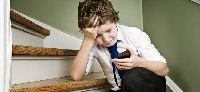 cuando el acoso escolar se publica en redes sociales