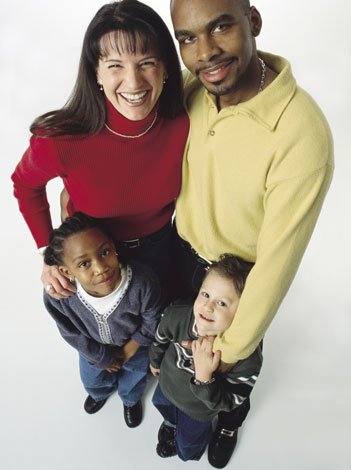 Hablar de la adopción a niños de 3 años de edad