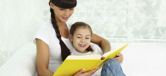 Estímulos a la lectura infantil