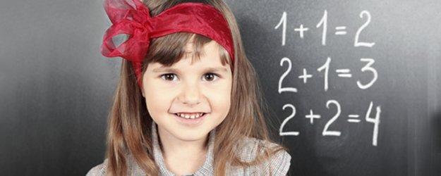 Juegos para que los niños aprendan los números.