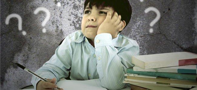 Cómo tratar problemas de aprendizaje de los niños