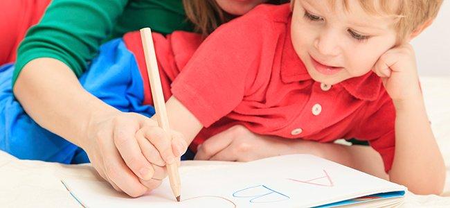 Aprender a escribir en la infancia