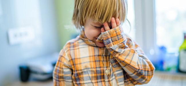 Qué aprenden los niños cuando se frustran