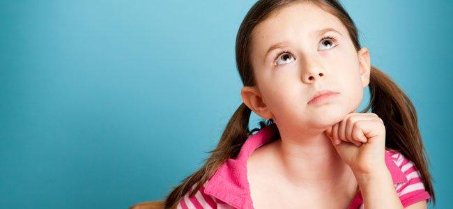 Resultado de imagen de niños reflexionando