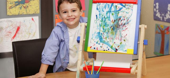 Cómo potenciar la creatividad de los niños con autismo