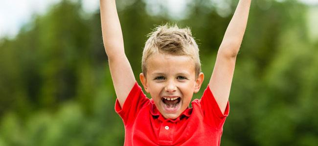 La autoestima en la infancia de los niños