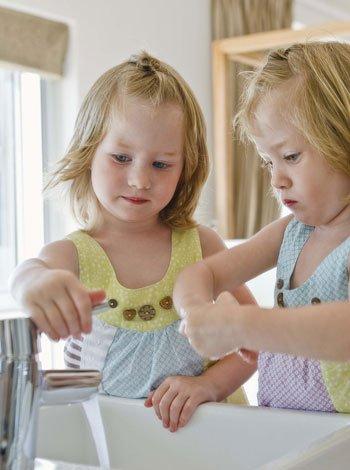 La autonomía personal en niños y bebés