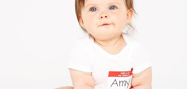 bebé con nombre en camiseta