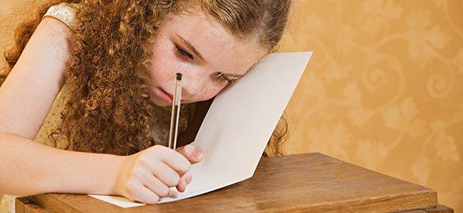Ventajas de escribir a mano