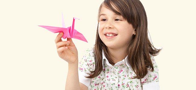 Ventajas de la papiroflexia para niños