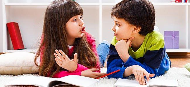 Niños bilingües: beneficios educación bilingüe