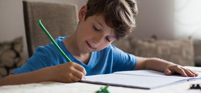 Cómo crear un buen hábito de estudio en los niños
