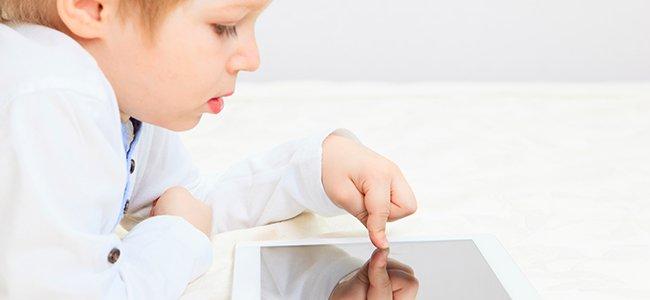 Los niños y las nuevas tecnologías