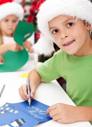 Campamentos de Navidad para los niños