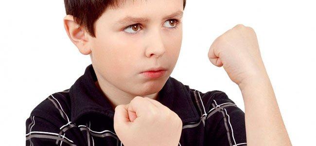 السلوك العدوانى للطفل