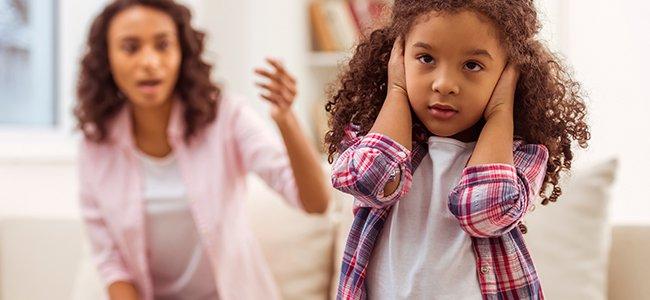 Causas por las que los niños son protestones