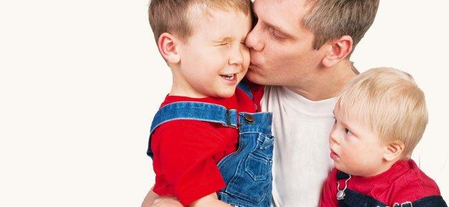 Cómo se manifiestan los celos en los niños