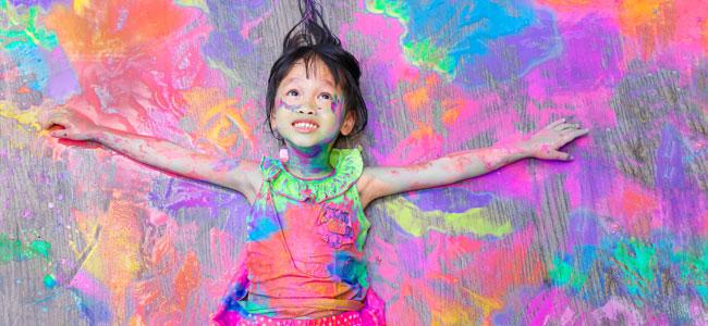 Descubre la personalidad de tu hijo según su color favorito