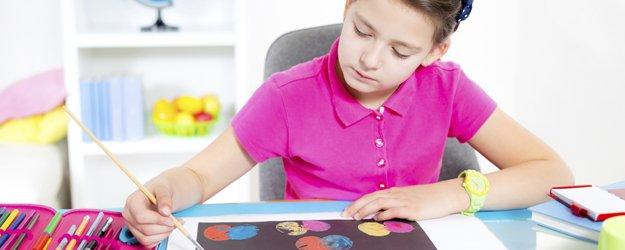 Los por qués de los niños sobre los colores.
