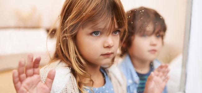 Ideas para ayudar al niño a combatir la tristeza