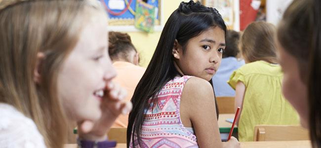 Complejos en los niños que esconden acoso escolar