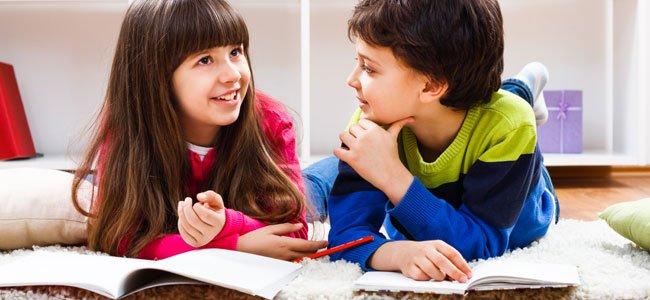 Comprensión lectora en los niños