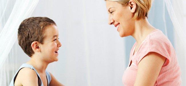 Comunicación entre madre e hija