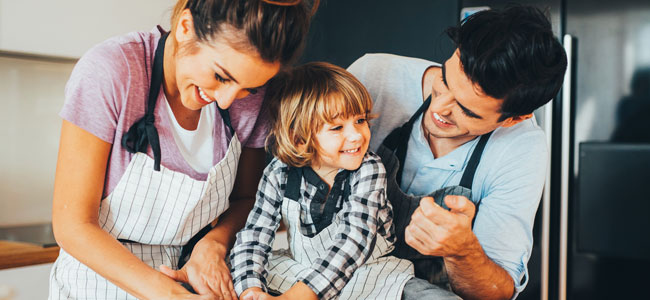 Cosas que los hijos aprenden de los padres