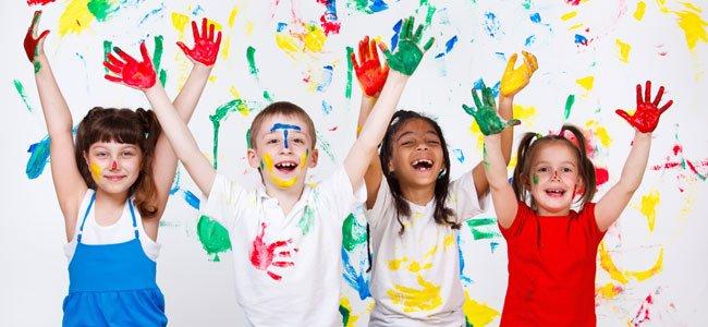 7 formas de despertar la creatividad de los ni os for Que es jardin de infancia