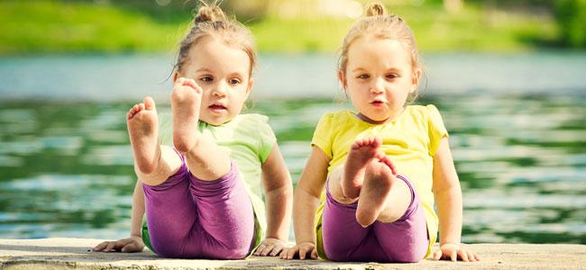 Curiosidades sobre niños y bebés gemelos y mellizos