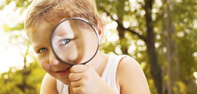 La curiosidad en la infancia