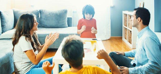 Dejar ganar a los hijos: sí o no