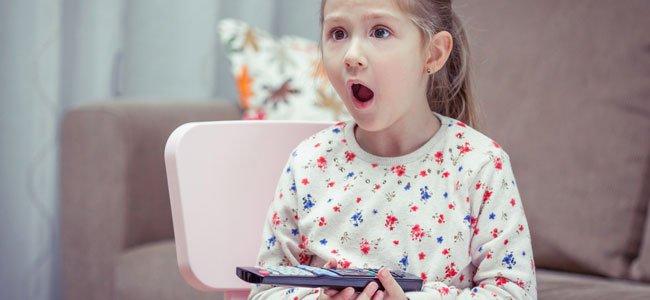 Dibujos animados: efectos para los niños