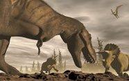 Por qué desaparecieron los dinosaurios.