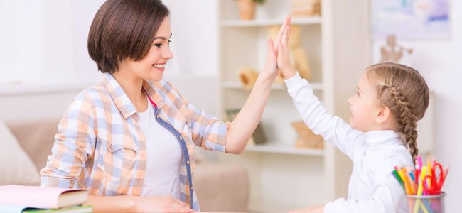 Técnicas de disciplina positiva