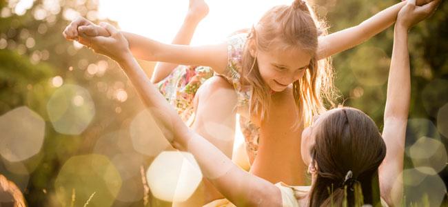 Aprender a disfrutar con los hijos