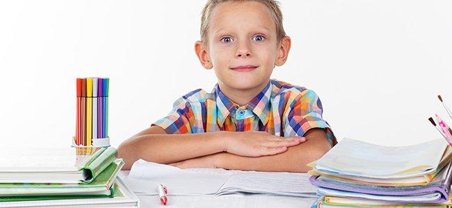 Dónde y cómo hacer los deberes