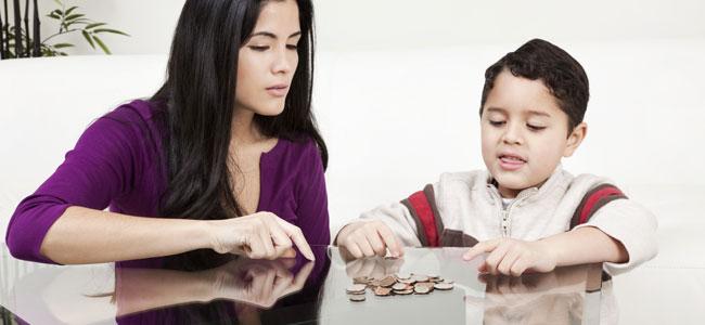 cómo hacer una educación financiera para los niños