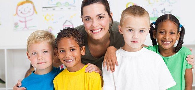 Educación preescolar para niños
