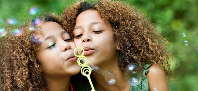 Educar a gemelos o mellizos