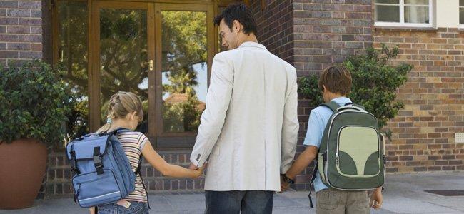 Mitos sobre elegir el colegio a los hijos