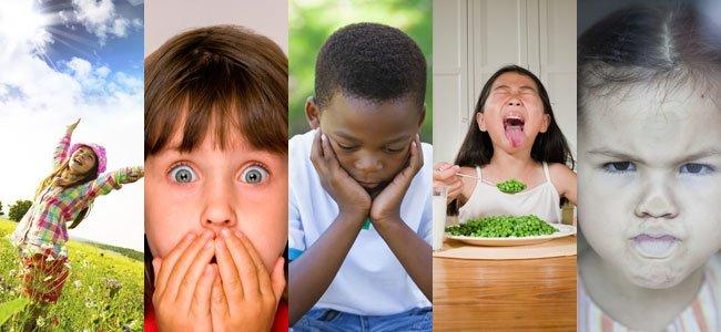 Las emociones b sicas de los ni os alegr a tristeza miedo ira y asco - Nino 6 anos se hace pis ...
