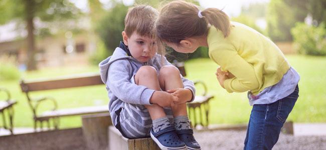 Enseñar a los niños la diferencia entre empatía y simpatía