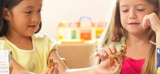 Educar a los niños para compartir