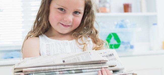 Cómo reciclar los materiales