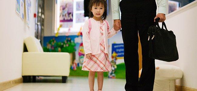 Escuela: los errores de los padres en la adaptación al colegio